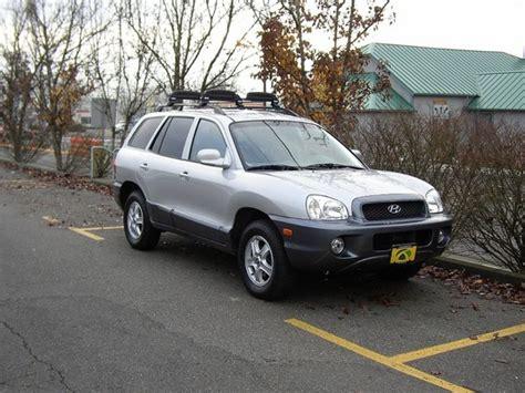 Hyundai Santa Fe Modification by Lovemysantafe 2004 Hyundai Santa Fe Specs Photos