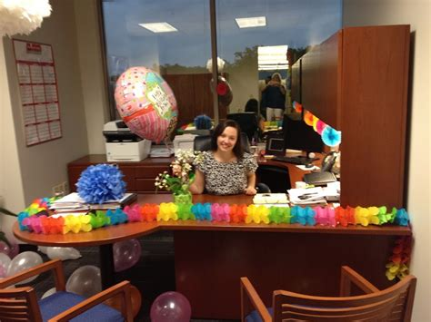 Office Party Decorations Ideas
