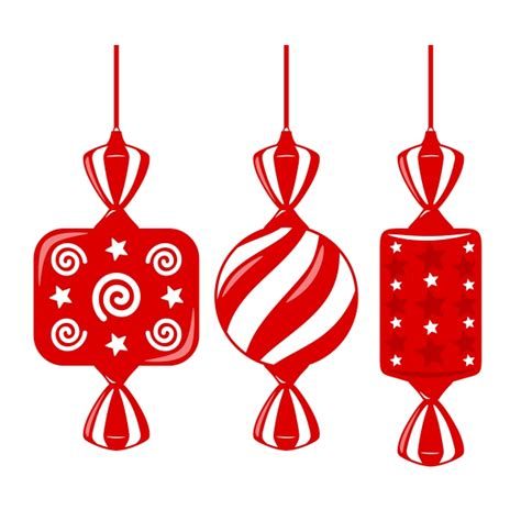 Christmas Ornaments Hanging Svg  – 93+ File for Free