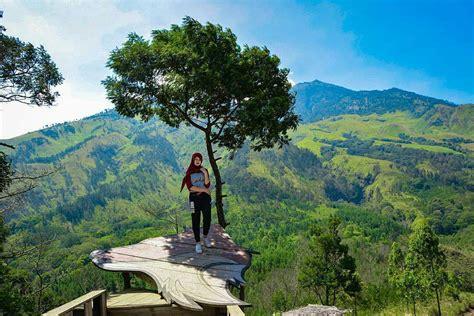 tempat wisata alam populer  malang