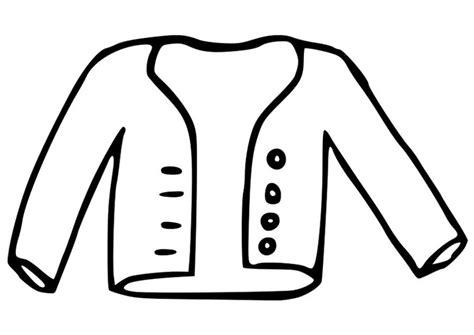 Dibujo para colorear abrigo Img 22782