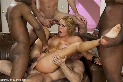 Callie Cobra Relishes Banged Bbc Filling Up All Her Holes