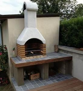 Construire Barbecue Beton Cellulaire : faire son barbecue en b ton cellulaire you barbecue ~ Dailycaller-alerts.com Idées de Décoration