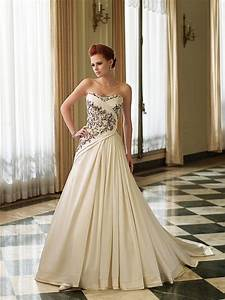 the beauty found in ivory wedding dresses cherry marry With ivory color wedding dress