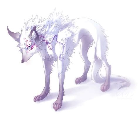 The arctic wolf (canis lupus arctos), also known as the white wolf or polar wolf, is a subspecies of grey wolf native to canada's queen elizabeth islands, from melville island to ellesmere island. White wolf | Anime wolf, Wolf character, Fantasy wolf