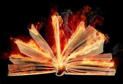 Isis Denies Book Burning