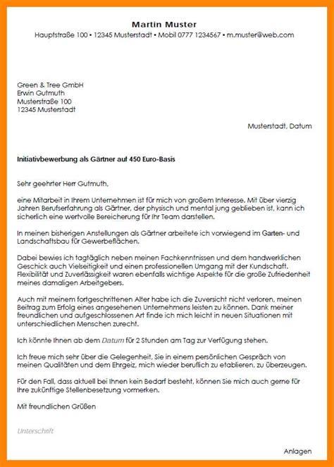 Garten Landschaftsbau Ausbildung Bewerbung by 15 Bewerbung G 228 Rtner Garten Und Landschaftsbau Muster