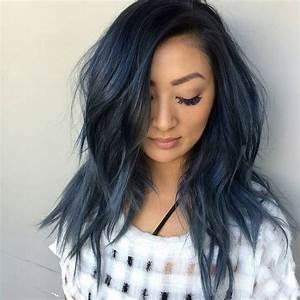 Blaue Haare Ombre : 79 dark blue hair color for ombre teal bad hairday nicht hier pinterest ~ Frokenaadalensverden.com Haus und Dekorationen
