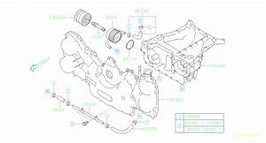 21370ka001 - Gasket-oil Cooler  Engine  Cooling