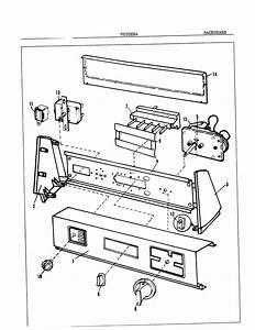Magic Chef Yg20en4 Dryer Parts