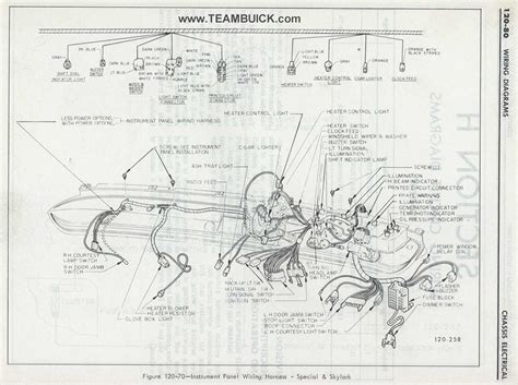 67 Buick Riviera Wiring Diagram Schematic by 1967 Buick Wiring Diagrams