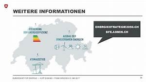 Energiestrategie 2050 Erstes Massnahmenpaket Und Ausblick