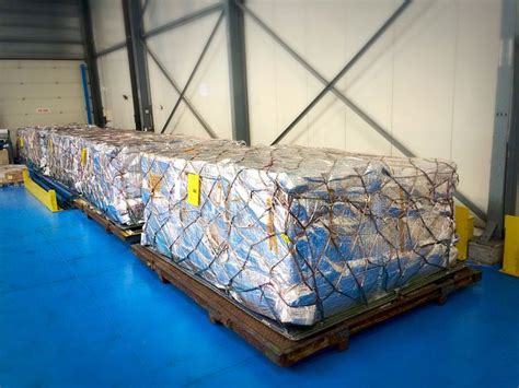 silverskin pmc pag air cargo thermal blankets