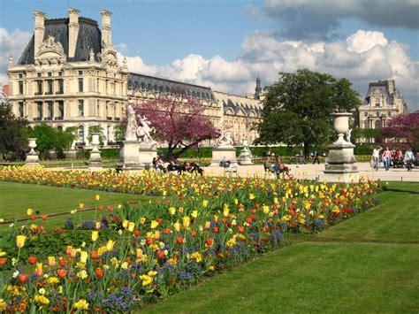 Filemusée Du Louvre  From Jardin Des Tuileres, Paris