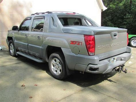 how make cars 2002 chevrolet avalanche 1500 parking system purchase used 2002 chevrolet avalanche 1500 crew cab pickup 4 door w 4wd in cleveland tennessee