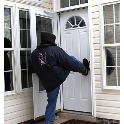 how to burglar proof your front door beautyharmonylife
