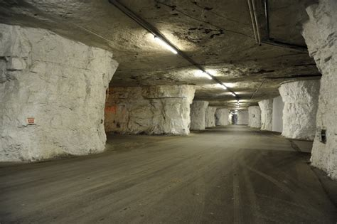 The Artificial Caverns that House America's Underground ...
