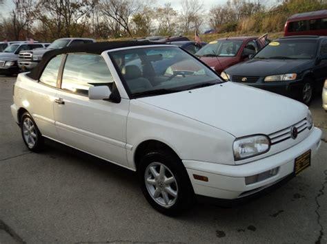 1997 Vw Cabrio by 1997 Volkswagen Cabrio Information And Photos Momentcar