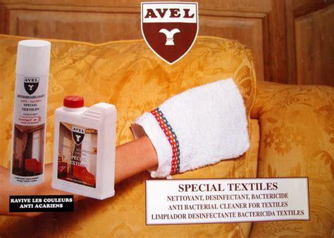 nettoyant textile canapé entretien et renovation des canapés tissus droguerie