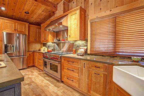 cedar kitchen island photos hgtv 2033