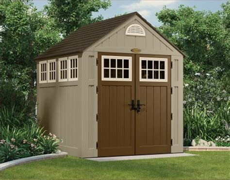 Suncast Alpine Shed Canada by Alpine 7x7 Storage Shed Resin Shed Kit By Suncast