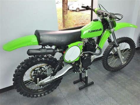 Motor Cross Klx by 1980 Klx250 Motocross