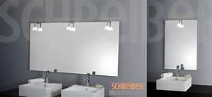 Bad Und Spiegelleuchten : spiegellampen zum anstecken an spiegel ~ Michelbontemps.com Haus und Dekorationen