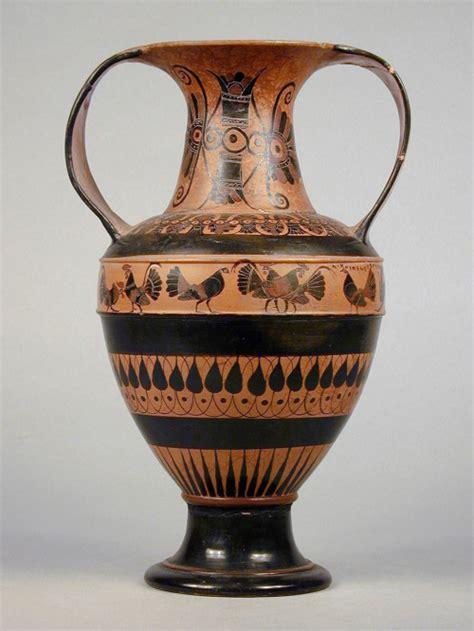 Vasi Antichi Greci by I Vasi Della Collezione Greca Museo Percorsi I Vasi