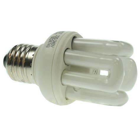 edison low energy 9 watt warm white fast start l