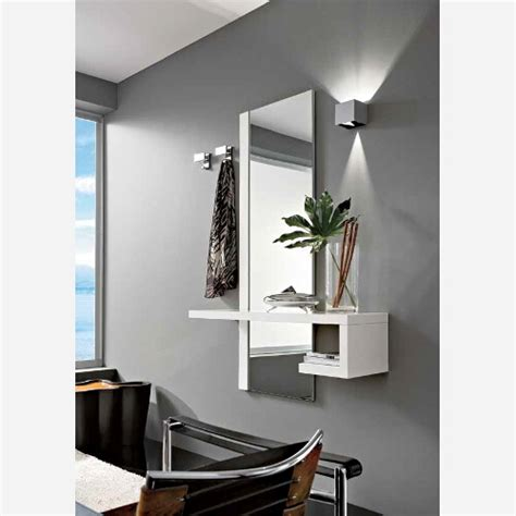 mensole ingresso ingresso moderno con specchio e mensole pr660 emporio3