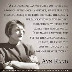 Ayn Rand Quotes on Pinterest | Ayn Rand, Ayn Rand Quotes ...