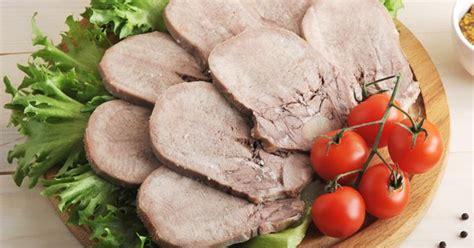 comment cuisiner la langue de boeuf comment cuire la langue de bœuf