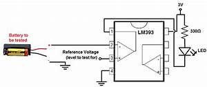 Battery Tester Wiring Diagram : how to build a battery tester ~ A.2002-acura-tl-radio.info Haus und Dekorationen