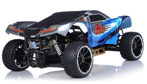 1/5th Giant Scale Exceed Rc Wild Bull 30cc Gas-powered