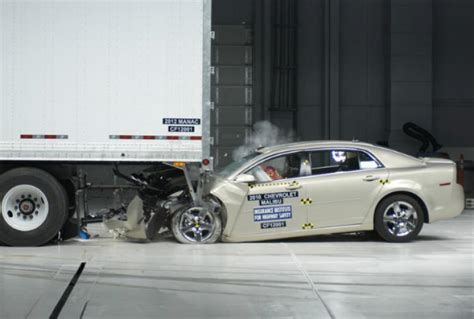 Surviving A Crash With A Semi-trailer