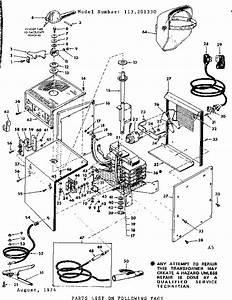 Craftsman 113201330 Welder Parts