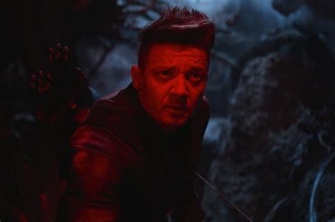 Hawkeye Series Jeremy Renner For Disney Hypebeast