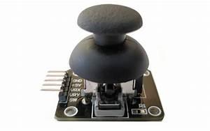 Joystick Module Pinout  Features  Arduino Circuit  U0026 Datasheet