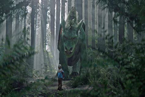 Disney's Pete's Dragon Gets Boost With New Zealand Scenic