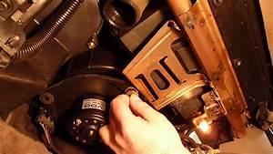 Blower Motor Resistor Replacement 2001 Chevy Malibu 1