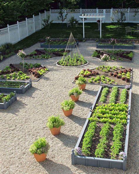 kitchen garden ideas backyard vegetable gardens landscaping