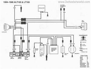 Polari Sportsman 90 Wiring Diagram