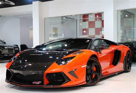 Outofthisworld Mansory Lamborghini Aventador For Sale