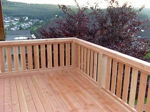 Balkon Handlauf Holz : berdachungen und terrassen bauen in brandenburg havel ~ Lizthompson.info Haus und Dekorationen