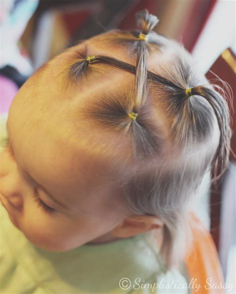 toddler hair style easy toddler hairstyles by simplistically sassy
