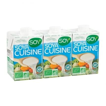 soya cuisine soy soya cuisine 3 x 200ml nu3