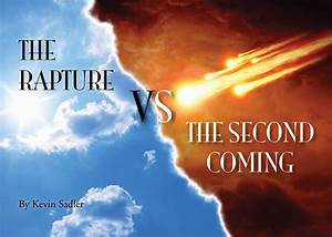 Booklet, The, Rapture, Vs, The, Second, Coming
