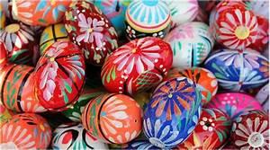 Oeuf De Paque : pisanki kraszanki oeufs peints d cor s symboles de p ques ~ Melissatoandfro.com Idées de Décoration