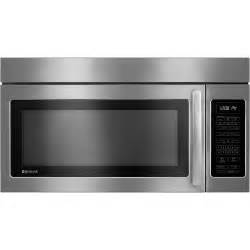 36 Under Cabinet Range Hood Stainless Steel by Over The Range Microwave Oven With Convection 30 Quot Jenn Air