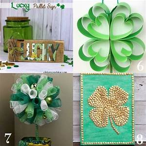 28 DIY St Patrick's Day Decorations   The Gracious Wife